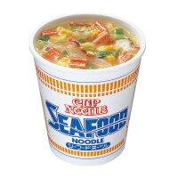 【日清食品】 シーフードヌードル 20個 21217 入数:1 ★お得な10個パック★