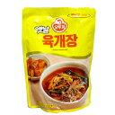 【韓国食材】オットキ ユッケジャン【韓国食品】【韓国タン、チゲ鍋】