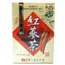 【韓国お茶】 高麗紅参茶(粉末)−50個入 【韓国食材】