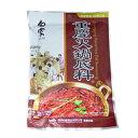 【火鍋の素】【中華調味料】 白家重慶火鍋底料 【中華食材】