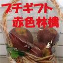プチギフト【富士】【サンフジ】【つがる】【秋映え】【ジョナゴ-ル】等等赤色りんご5玉手提げ袋入り旬の時期に旬の品種を