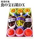 食の宝石箱【DX】特選果物ギフト化粧箱《果物 詰め合わせ》《...