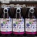 福井県産ブルーベリージュース