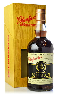 "Glenfarclas 32 years (Glenfhrclhs 32yo) [1981] port pipe # 136 ""salon de SHIMAJI"" for pen &shinhnoyh"