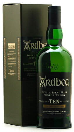♦ ardbeg 10-year concurrent (750 ml)