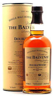 The balvenie 12 year, doublewood (parallel) ※ here is different images per parallel goods.
