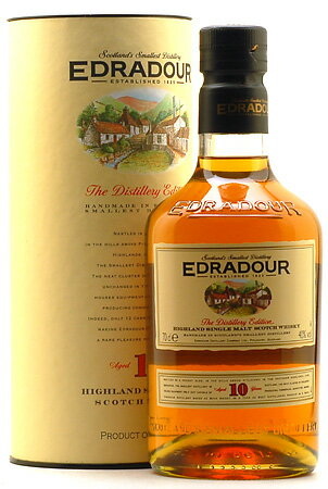 Edradour 10 year (concurrent)