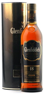 Glenfiddich 18 years (parallel) * there is per concurrent product differs from image.