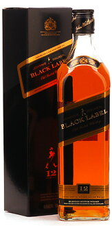 Johnnie Walker black label (black)