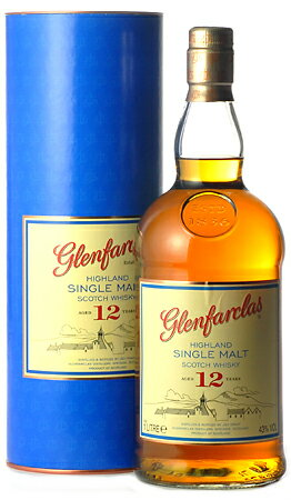 ■Glenfarclas 12 years (1,000 ml)