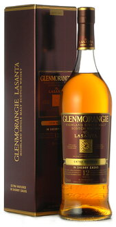 ■ Glenmorangie lasanta (1000 ml) * here is per concurrent product and image may differ.