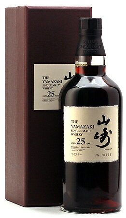 Yamasaki 25 years (sherry barrel)