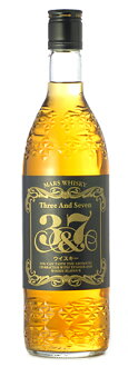 Honbo brewing Mars whiskey 3&7 (Bullen dead)