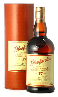 Glenfarclas 17 years (direct import)