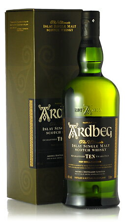 ■ ardbeg 10-year (1000 ml) * this box without is.