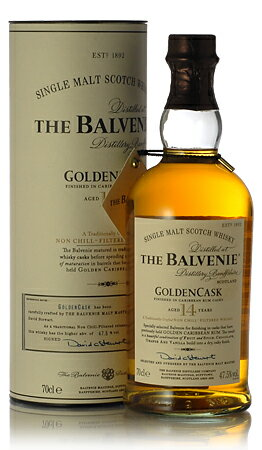 ♦ the balvenie 14 years Golden cash * subject to amount of time until the ship here.