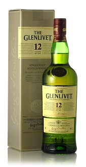 Glenlivet 12 year (genuine)