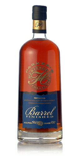 ◆ Parker's heritage collection 10-year cognac finish 5th release