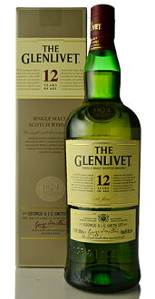 ■ Glenlivet 12 years (1000 ml) * here is per parallel goods and images may vary.