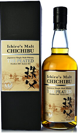 "S malt Chichibu (Ichiro's Malt Chichibu) ""the peated"" * this is per person will be as long as 1."