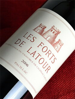 Les fall de Latour [2006] 1500 ml Magnum size * image is a regular size.