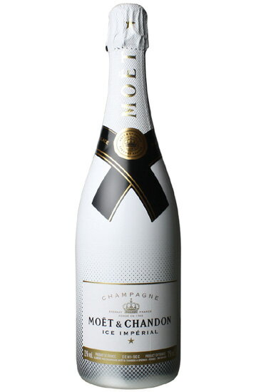 And MOET et Chandon ice Imperial NV 't'