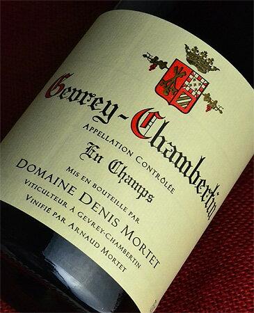 ◆ Denis, gevrey-Chambertin Morte en Shan [2011]