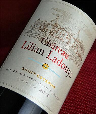 ■ Chateau Lilian Lady [2010]