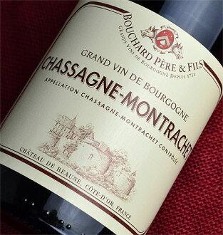 ◆ Bouchard, Pere-et-Fiss chassagne-Montrachet Rouge [2009]