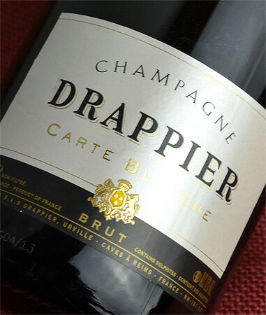 Drappier cult and Blanche Brut N.V.
