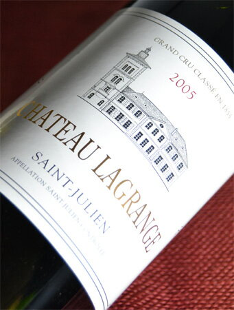 Chateau Lagrange [2005]
