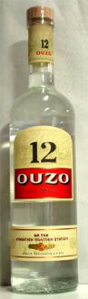 Ouzo 12 * may differ from image items are parallel here.
