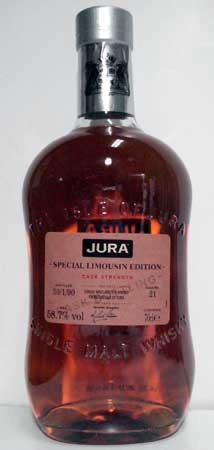 Aisle of 1990, Jura special Limousin edition