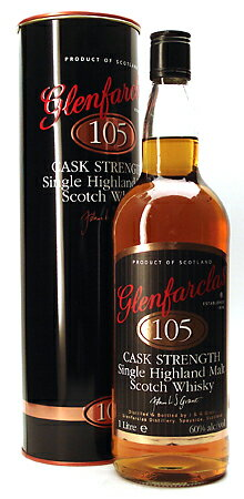 Glenfarclas 105 (1000 ml) * there is per concurrent product differs from image.