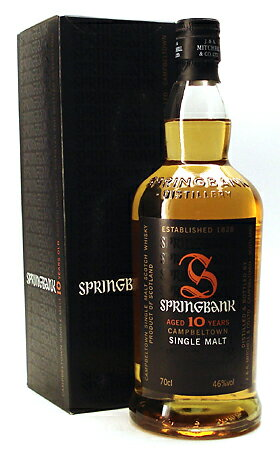 Springbank 10 years