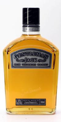 Gentleman Jack (750 ml) is regular