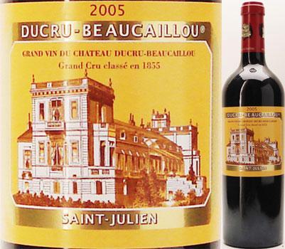 ◆Chateau デュクリュ ボーカイユ [2005]