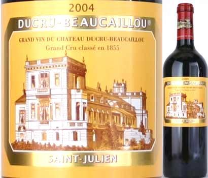 ■ Chateau ducru bacil [2010] * photo is 2004.
