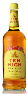 ♦ ten high Bourbon (concurrent)