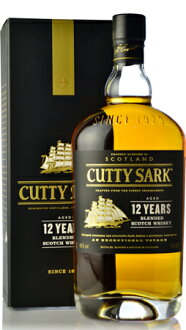 ♦ Cutty Sark 12 years (parallel)