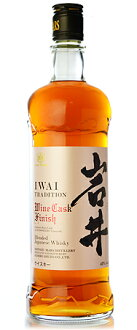 TRADITION case brewing IWAI Iwai tradition ワインカスク finish