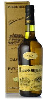 Pierre Huet-Vieux Calvados pays Cà Doge