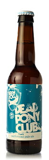 ◆ If Blue Dog dead Pony Club American pale ale bottle * label is different from image.