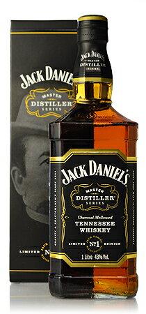 ■ Jack Daniel's Master Distiller