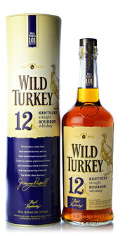 ■ Wild Turkey 12 years concurrent ※ here is different images per parallel goods.