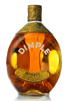 Dimple Tin CAP in 1960's early distribution products.