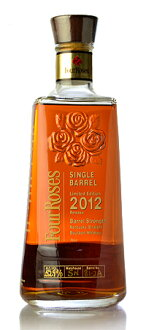 ■ Four Roses single barrel Limited Edition [2012] 52.9% (concurrent)