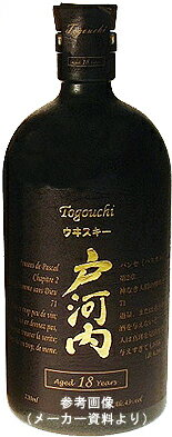 Detached Kawachi whisky 18 years (Togouchi 18yo)
