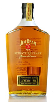 ■ Jim beam 12 year シグネチュアー craft (imported from )