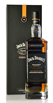 ■ Jack Daniels Frank Sinatra selection (direct import)